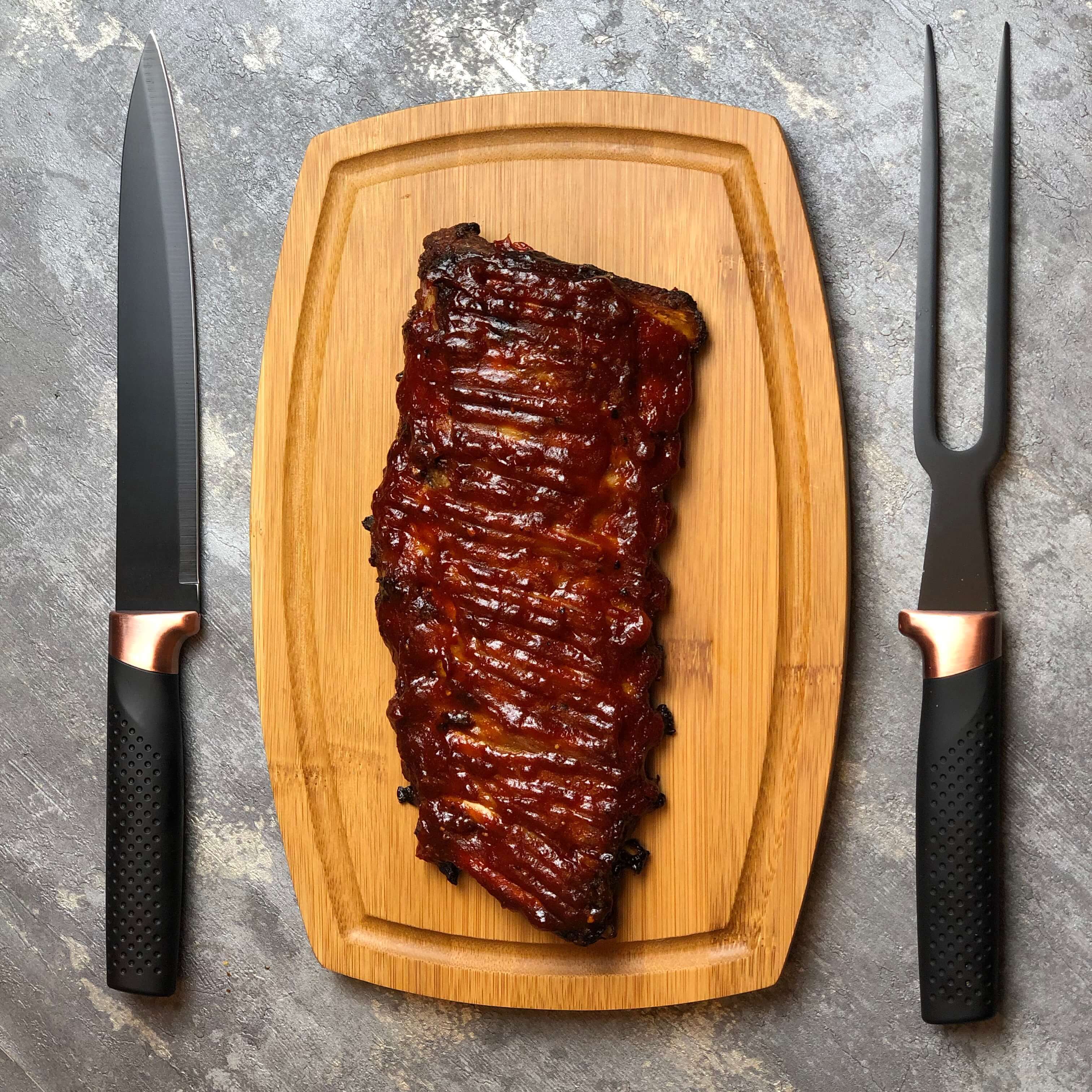 Nates jack daniels bbq rack of ribs recipe nates food nates jack daniels bbq rack of ribs recipe forumfinder Images